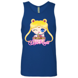Sailor Moon Send Noods Next Level Men's Tank - Teem Meme