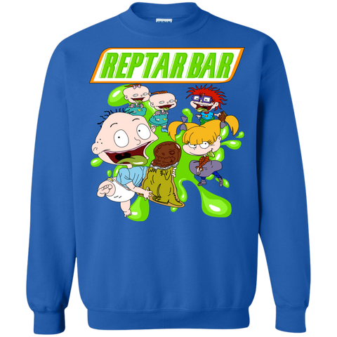 Reptar Bar Crewneck Sweater - Teem Meme