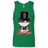 Tuxedo Mask Send Noods Next Level Men's Tank - Teem Meme