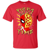 Pizza Time! Basic Tee - Teem Meme