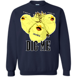 Chicks Dig Me Crewneck Sweater - Teem Meme
