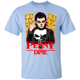 Penny and Dime Basic Tee - Teem Meme