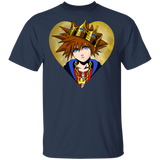 Notorious Sora Kingdom Hearts Basic Tee - Teem Meme