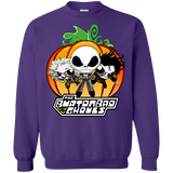 The BurtonBad Ghouls Crewneck Sweater - Teem Meme