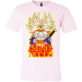 Trunks Send Noods Bella Unisex Tee - Teem Meme
