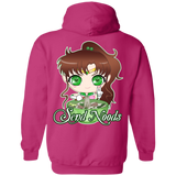 Sailor Jupiter Send Noods Hoodie *BACK PRINT ONLY* - Teem Meme
