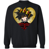 Notorious Vanitas Kingdom Hearts Sweater - Teem Meme