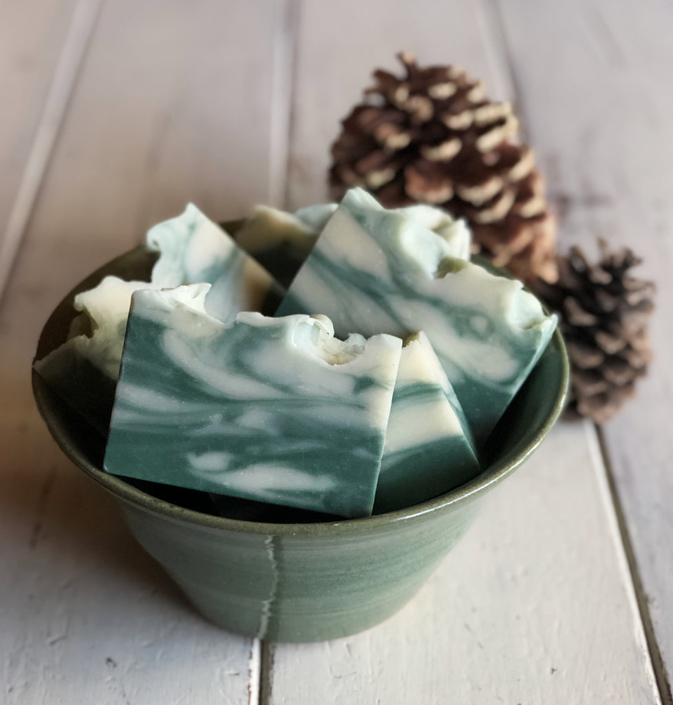 Mountain Pine & Fir - available in Feb.
