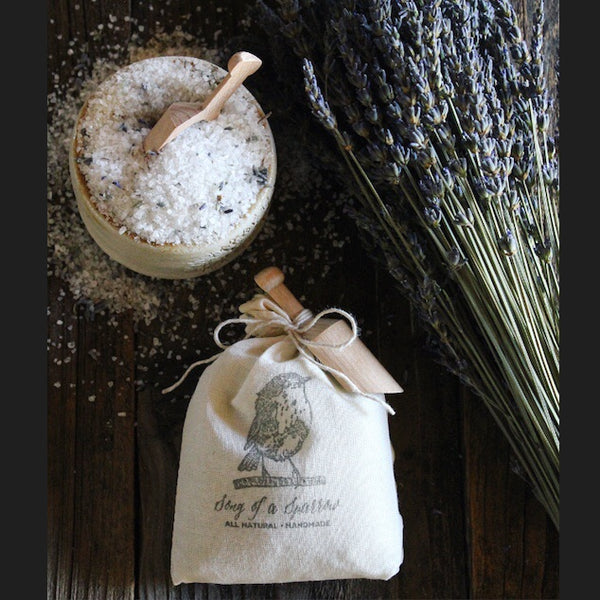 Lavender Spa Salts