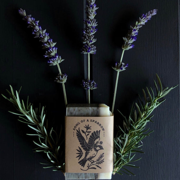 Lavender Rosemary - available 8/16