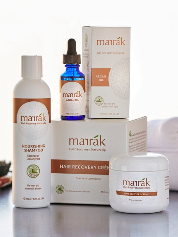 New Product Line Marrák Offers Hair Recovery, Naturally