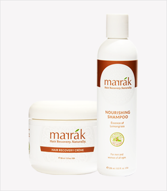 Marrák Hair Recovery Combo Pack