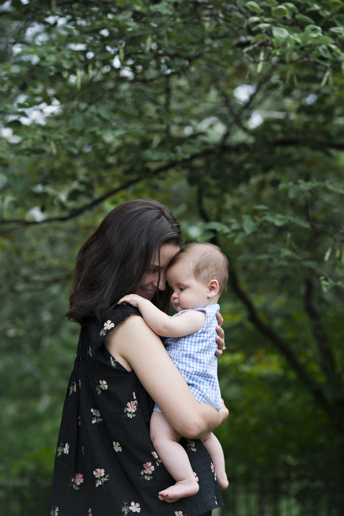 REAL MOMS. REAL TALK. Laura Creighton, a Director at CBS, reflects on the first year of motherhood and the huge life transitions.