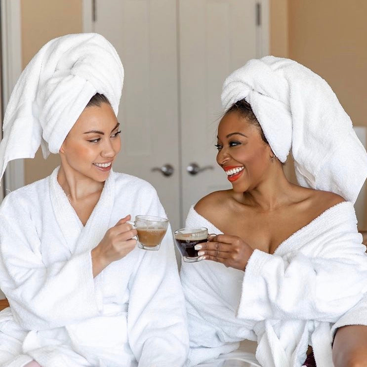DIY Spa Day with Double Dare