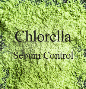 OMG! PLATINUM GREEN FACIAL MASK KIT CHLORELLA