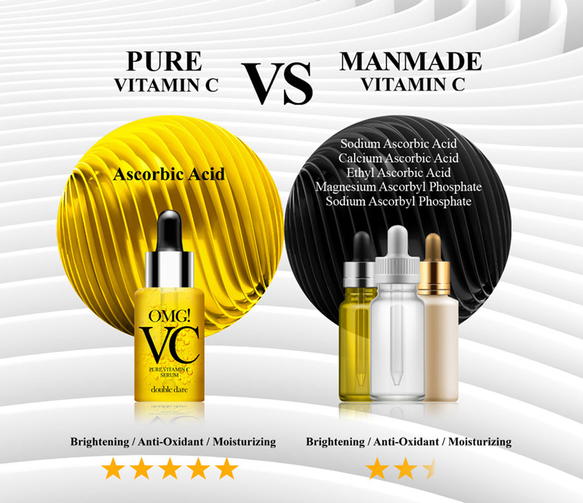 omg! pure vitamin c serum