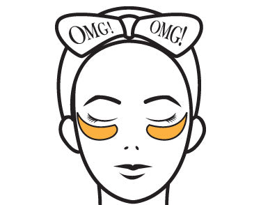 omg-4in1-kit-zone-system-mask-24k-gold-eye-patch