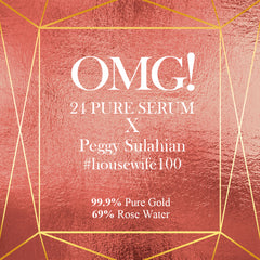 OMG! 24 PURE SERUM X PEGGY SULAHIAN - DOUBLE DARE