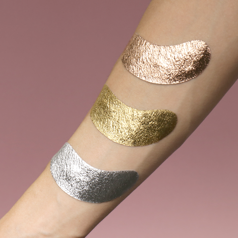 OMG! FOIL EYE PATCH - ROSE GOLD THERAPY - DOUBLE DARE