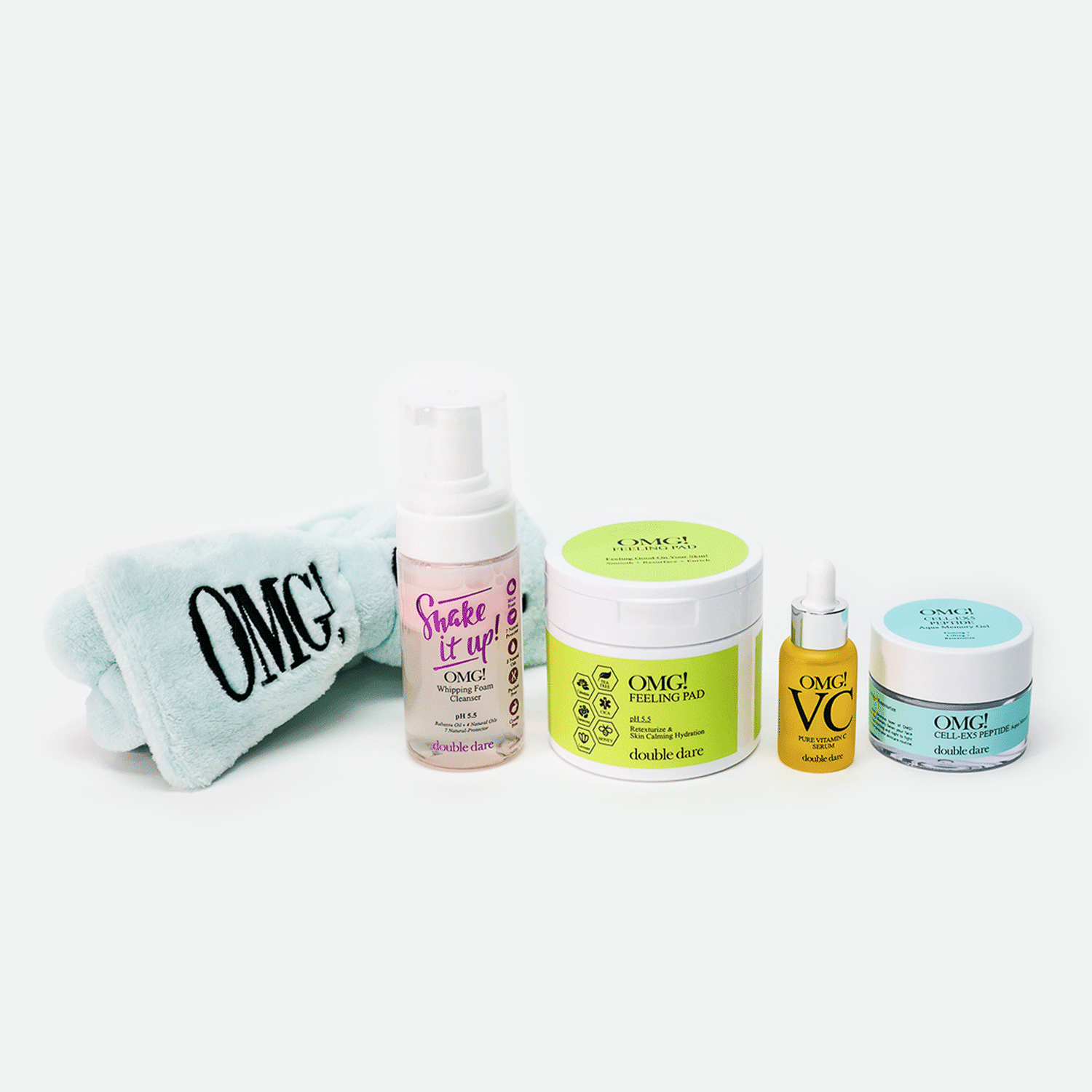 Date & Night Skincare Ritual - DOUBLE DARE