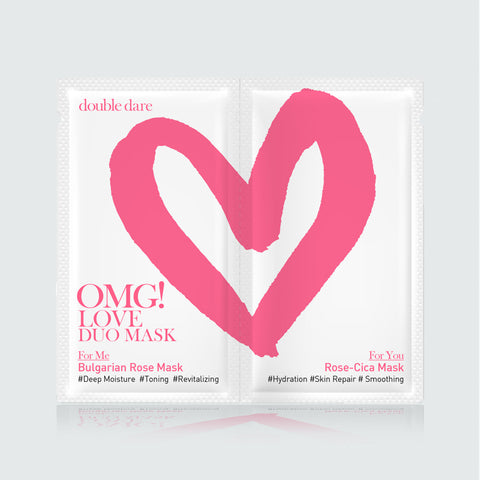 OMG! Love Duo Mask - DOUBLE DARE