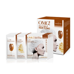 OMG! 3 in 1 Self HAIR CLINIC for Damaged Hair - DOUBLE DARE