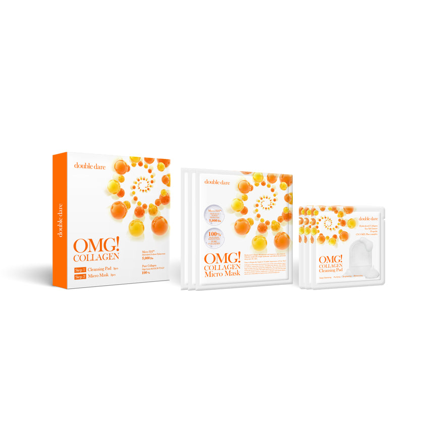 OMG! COLLAGEN KIT - DOUBLE DARE