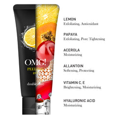 OMG! PEELING GEL - DOUBLE DARE