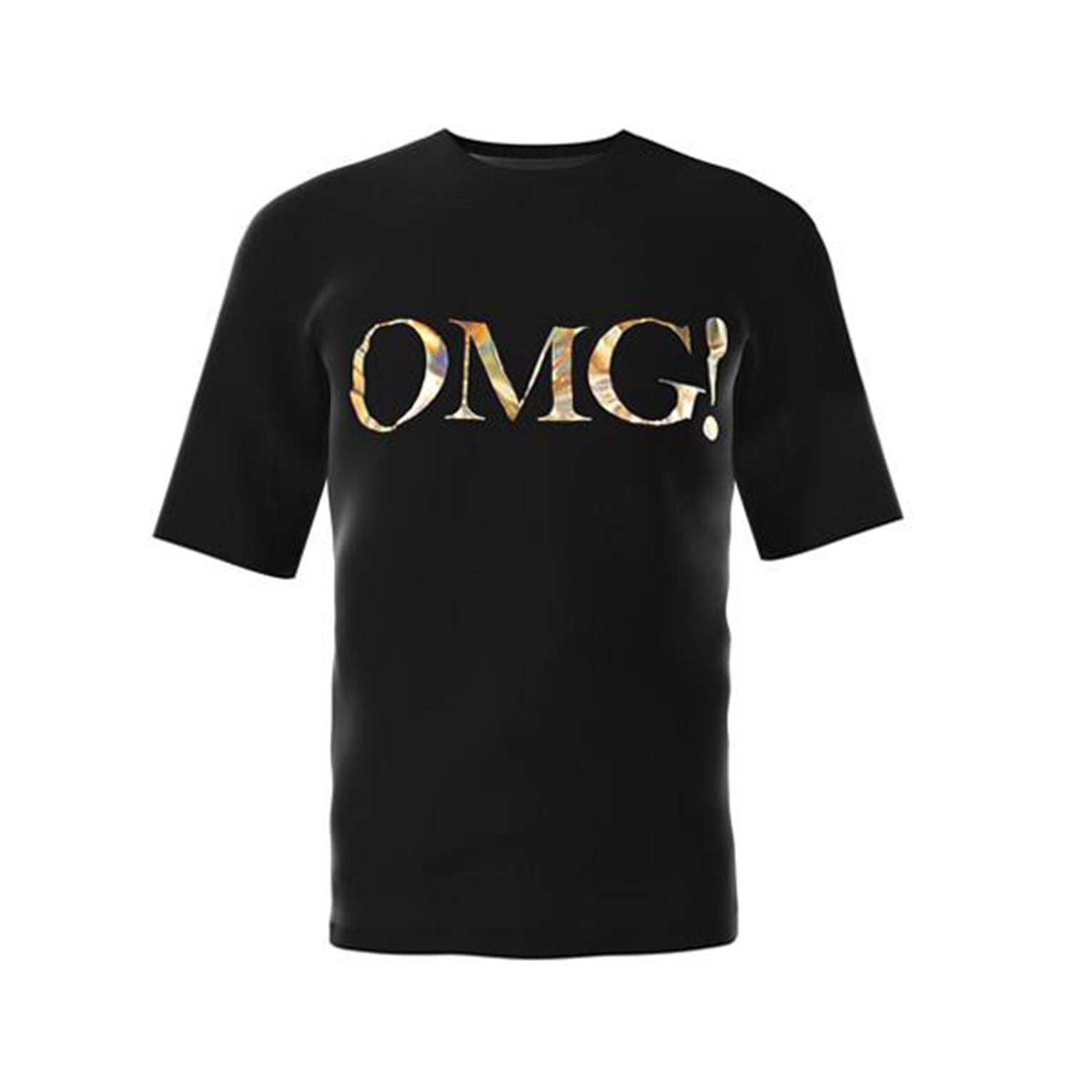 OMG! PLATINUM<br>LOGO SHIRT - DOUBLE DARE
