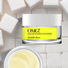 OMG! SUGAR FOAM CLEANSER - DOUBLE DARE