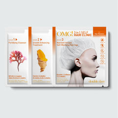 OMG! 3in1 Self HAIR <br> CLINIC for Hair Restore - DOUBLE DARE