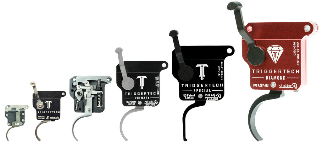 triggertech diamond trigger remington 700