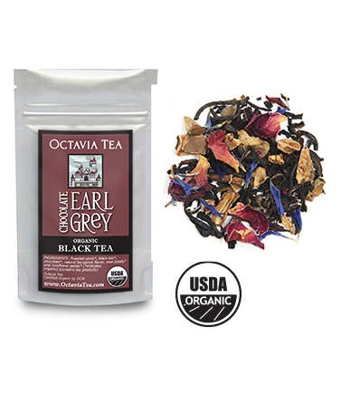 Octavia Tea - Chocolate Earl Grey - Organic - Offensive Mug