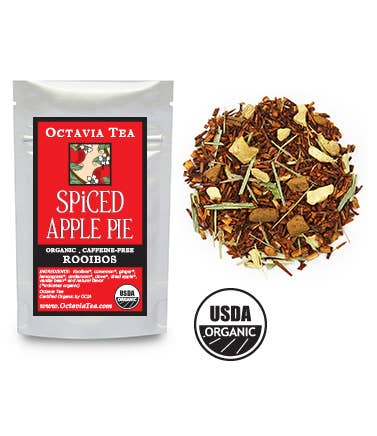 Octavia Tea - Spiced Apple Pie - Organic - Offensive Mug