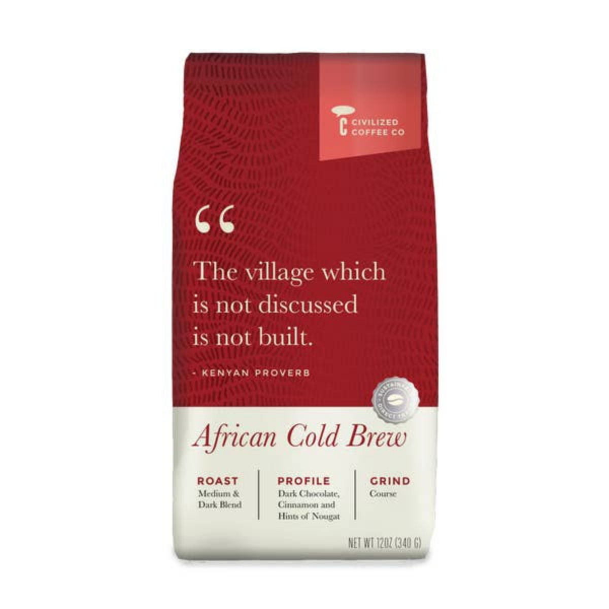 African Cold Brew (Coarse Ground Coffee) - Offensive Mug