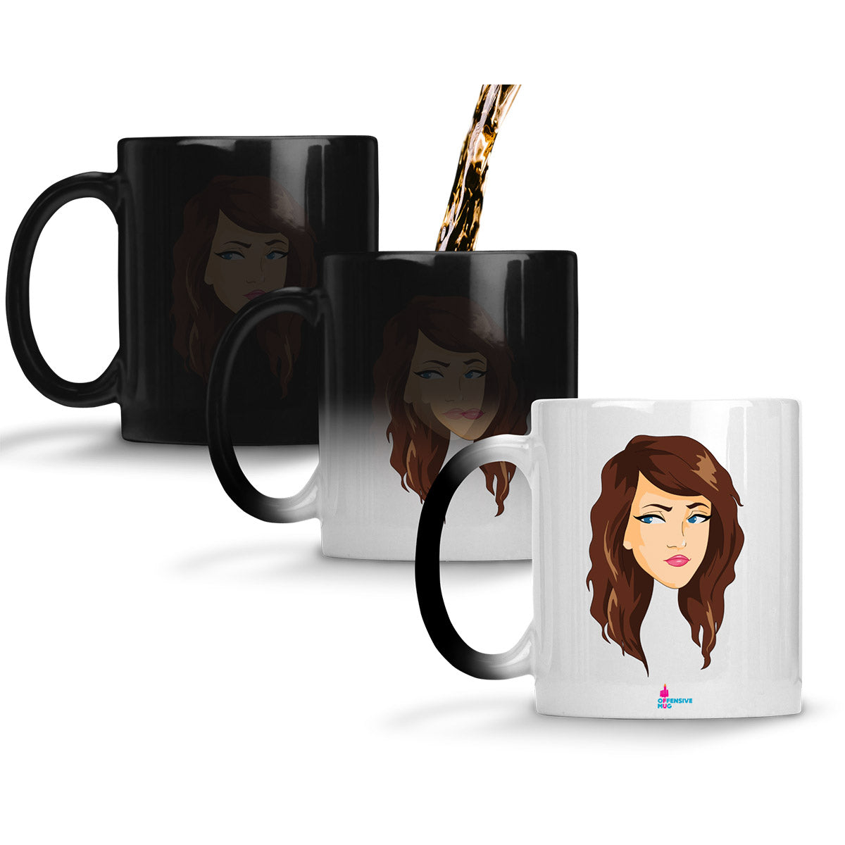 Becky Magic Mug - Offensive Mug