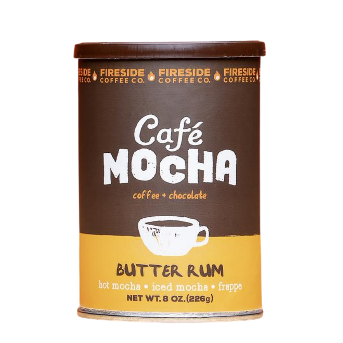 Butter Rum Cafe Mocha - Offensive Mug