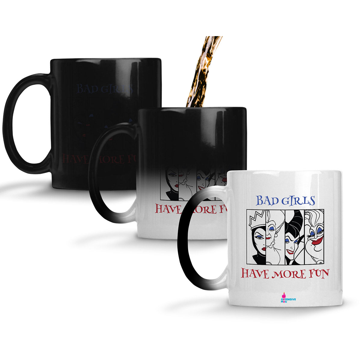Charlie Magic Mug - Offensive Mug