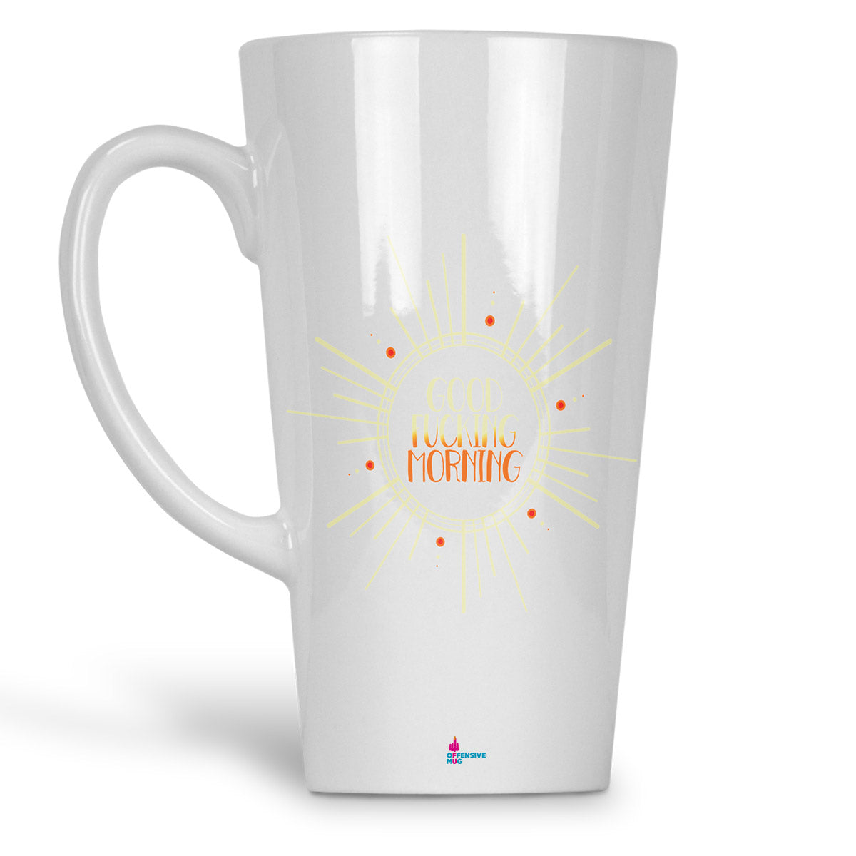 Cindy Latte Mug - Offensive Mug