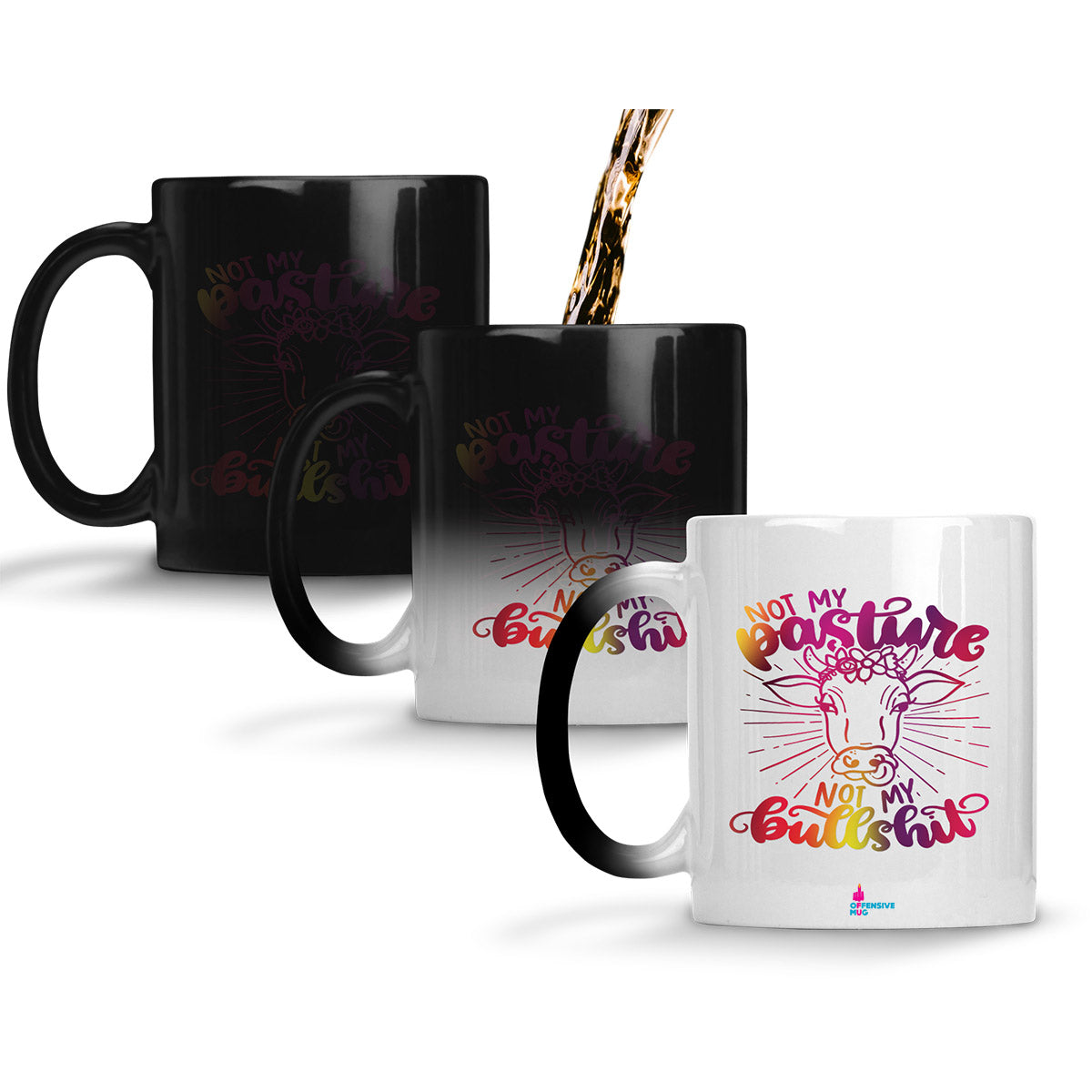 Diane Magic Mug - Offensive Mug