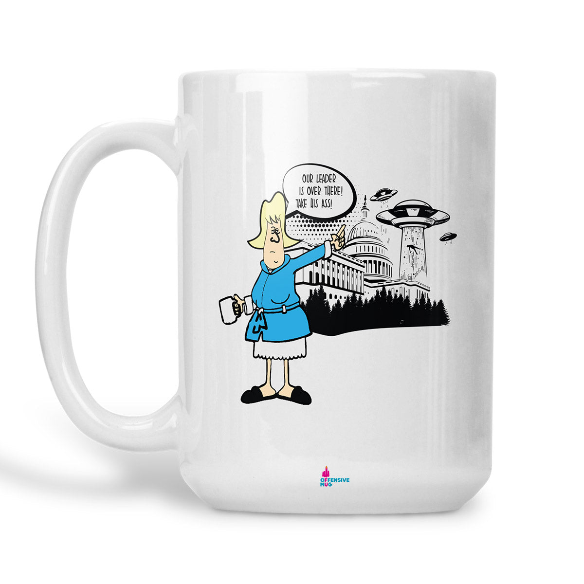 Donny - Offensive Mug