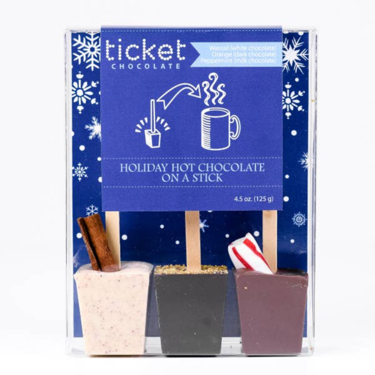 Holiday Pack | Hot Chocolate on a Stick - Offensive Mug