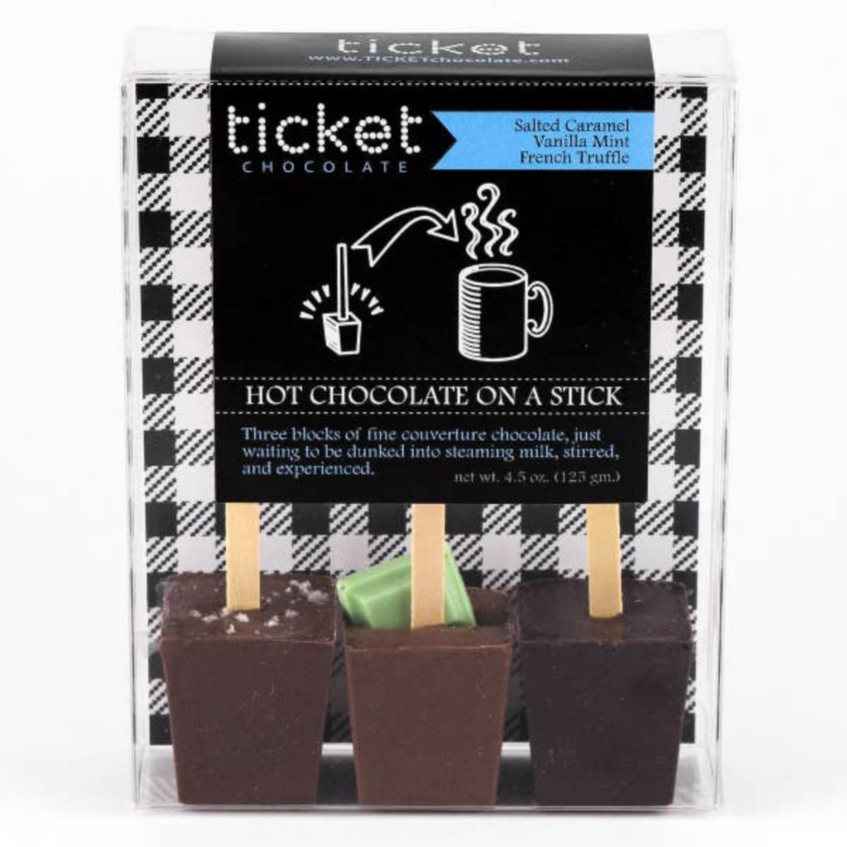 Variety Pack | Hot Chocolate on a Stick