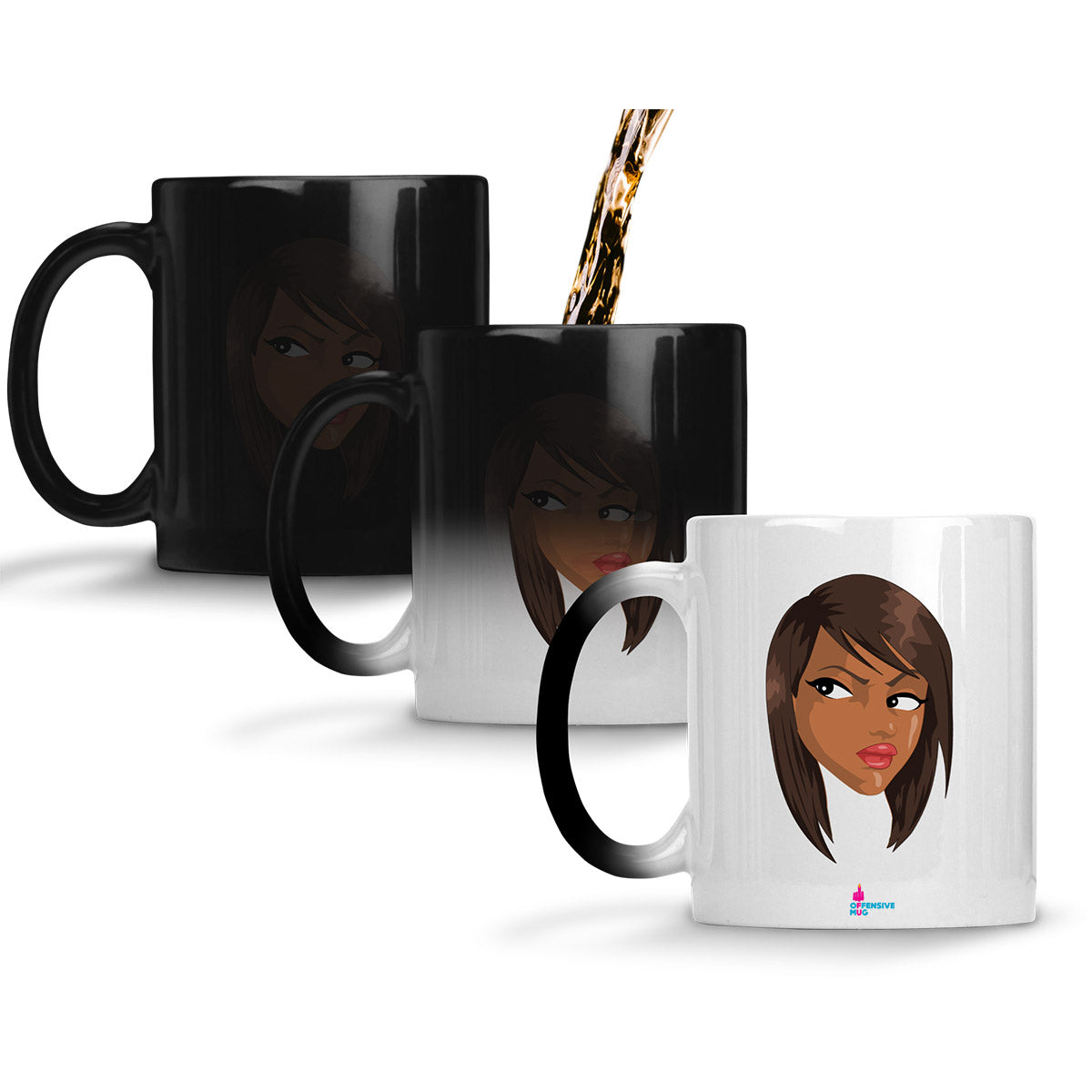 Kia Magic Mug - Offensive Mug