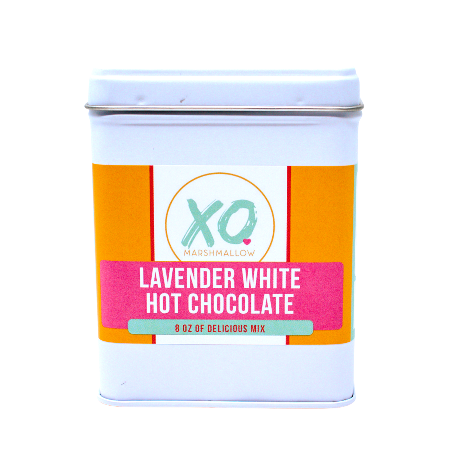 Lavender White Hot Cocoa - Offensive Mug