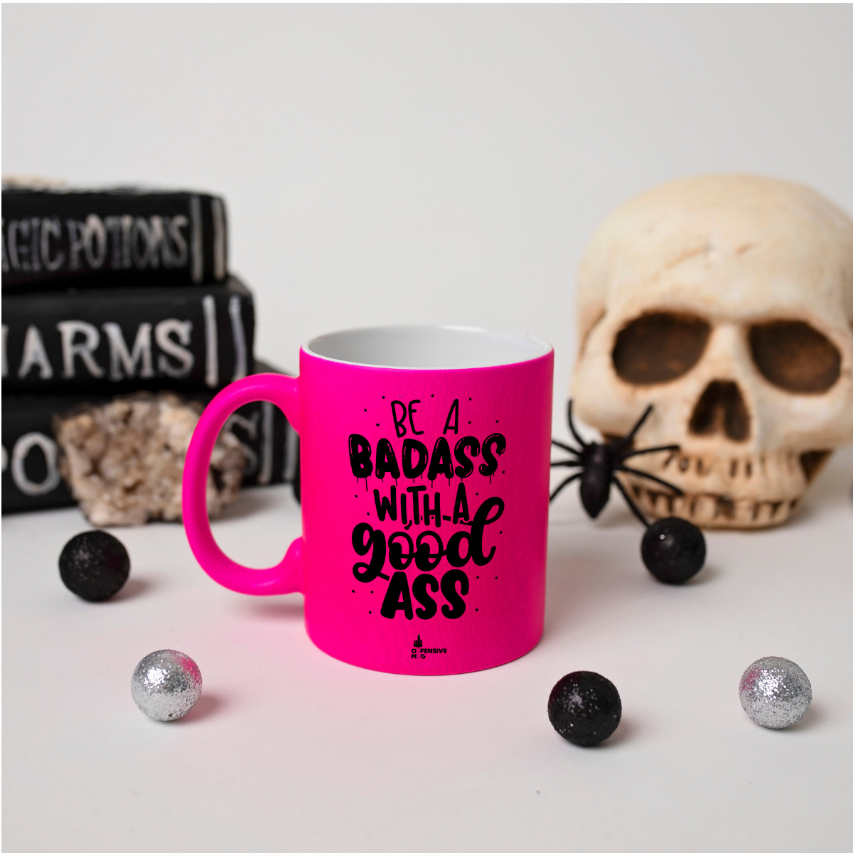 Makara Color Mug - Offensive Mug