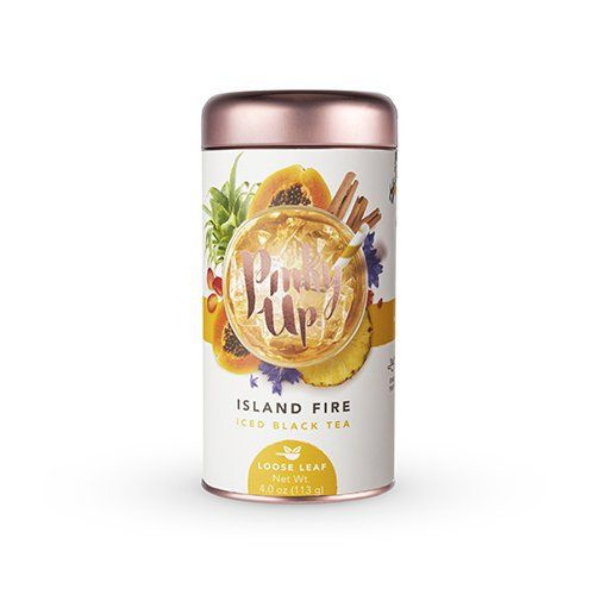 Island Fire (Loose Leaf Tea) - Offensive Mug