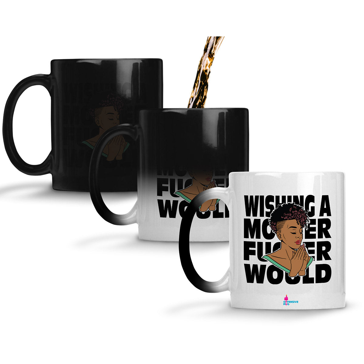 Rini Magic Mug - Offensive Mug