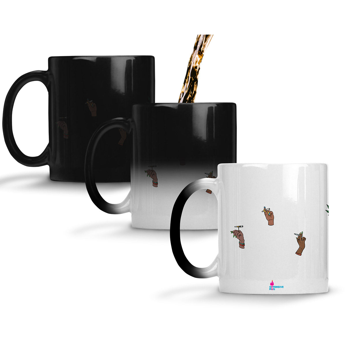 Teresa Magic Mug - Offensive Mug
