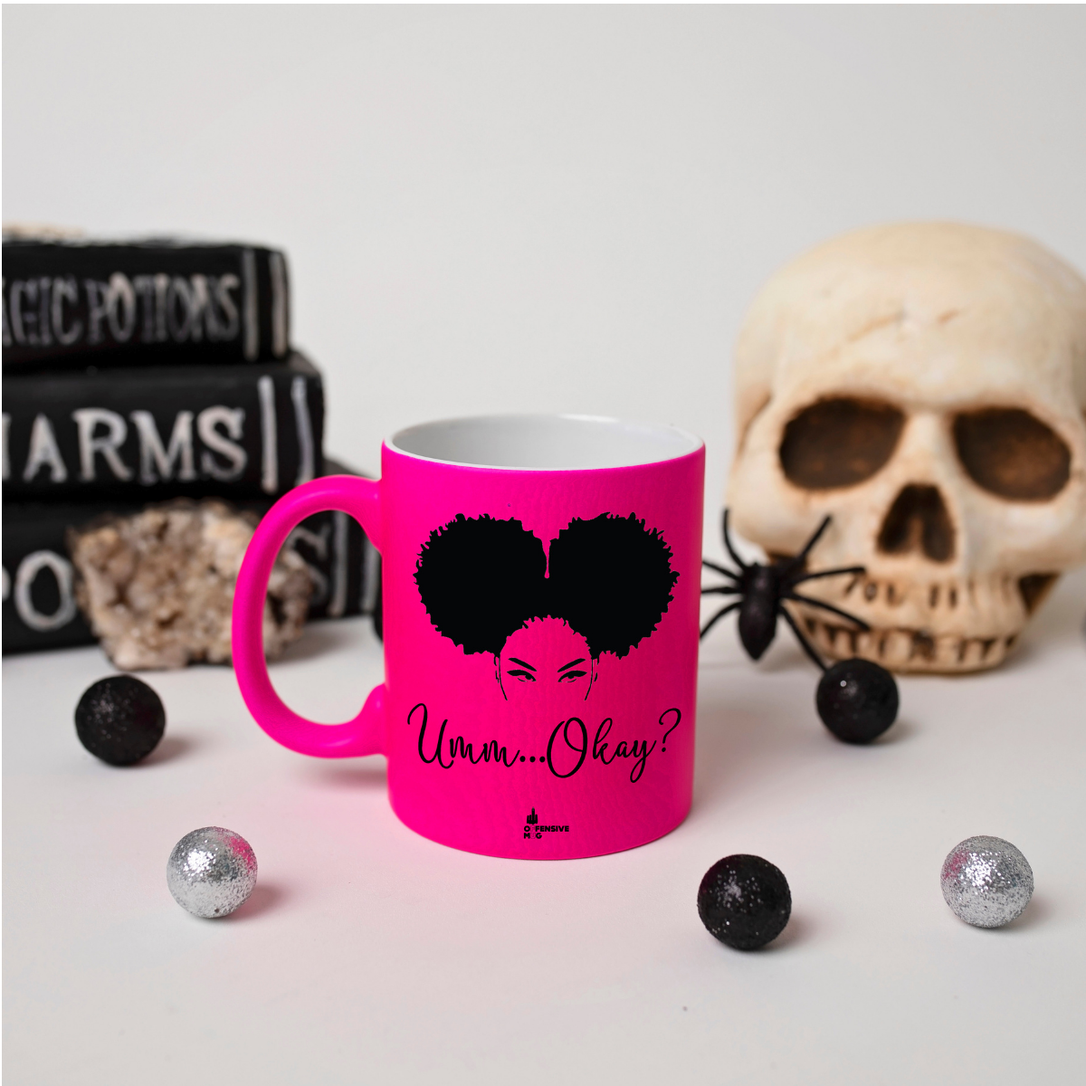 Toni Color Mug - Offensive Mug